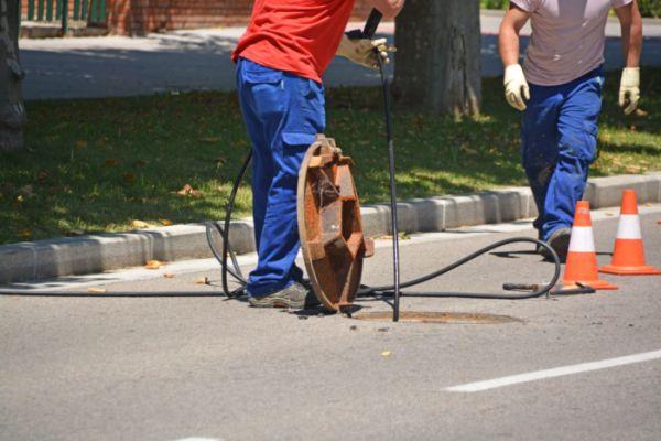 ciśnieniowe czyszczenie kanalizacji wuko gdansk